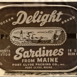 Ocean Delight Sardines Port Clyde Maine